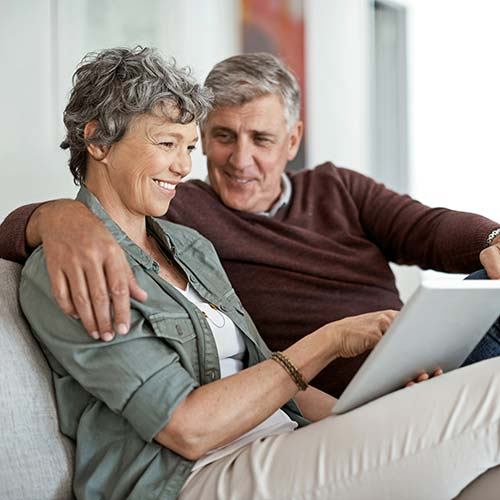 It's a financial solution designed for senior Canadian homeowners